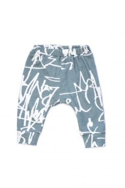 Unisex first art pants for kid, baby, girl, boy, toddler