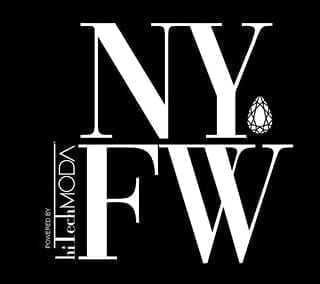 New York Fashion Week logo for Rock and Mouse website
