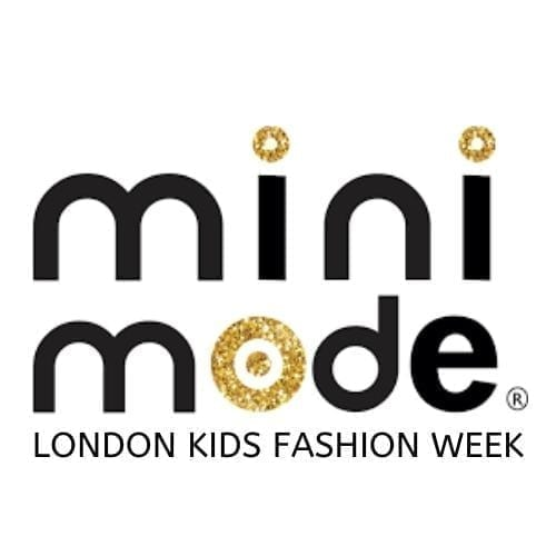 London Kids Fashion Week logo Mini Mode for Rock And Mouse - kid, toddler, baby, girl and boy, unisex clothing brand