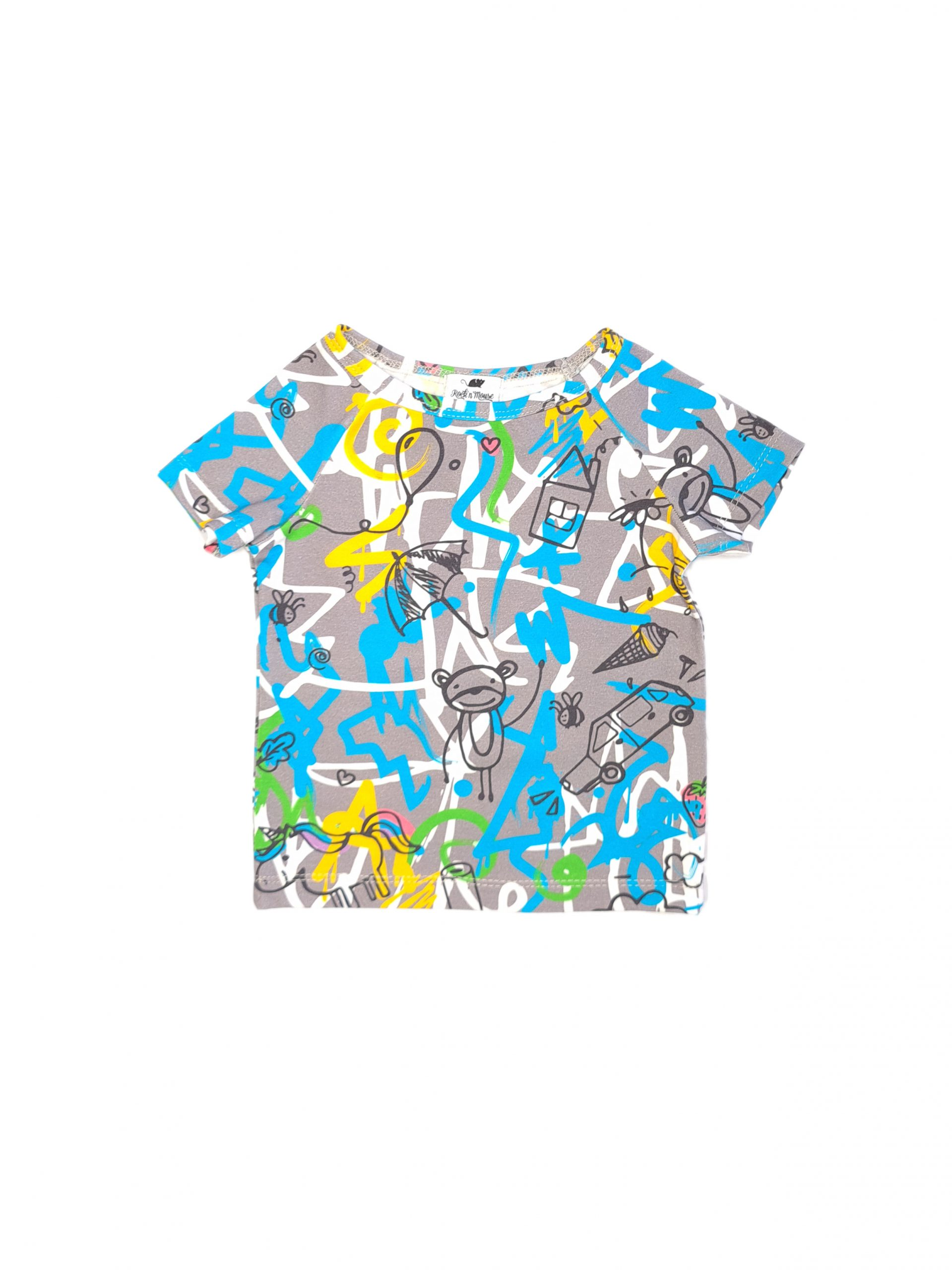 Blue expressions unisex baby, kid, boy, girl, toddler T-shirt