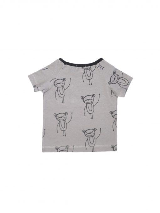 Happy monkeys unisex kids, toddler, boy, girl, baby T-shirt