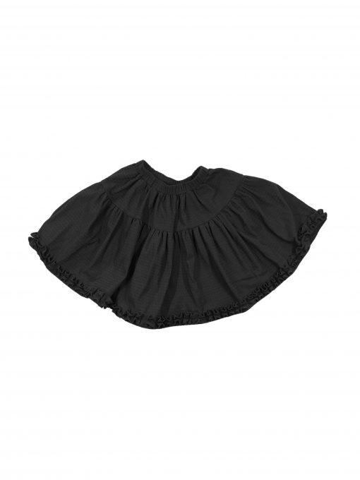 Black skirt for kid, girl, toddler